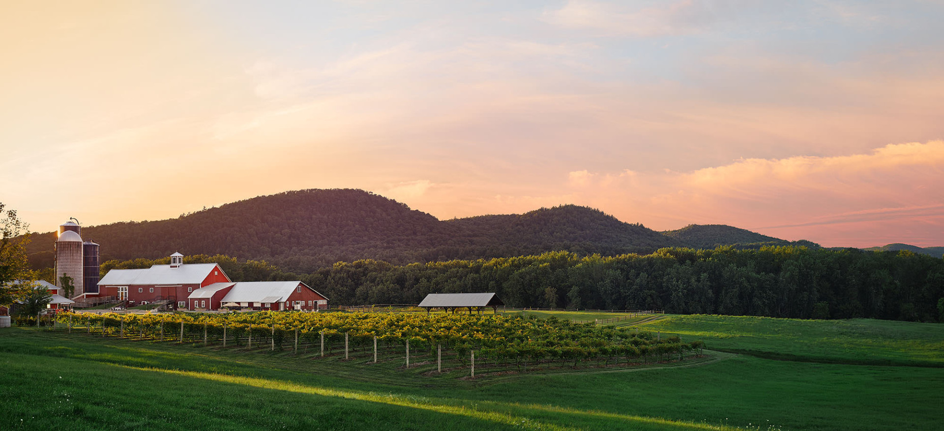 Ottawa Editorial photographer Matthew Liteplo crafted this image of Boyden Valley Winery while touring around Vermont.  It