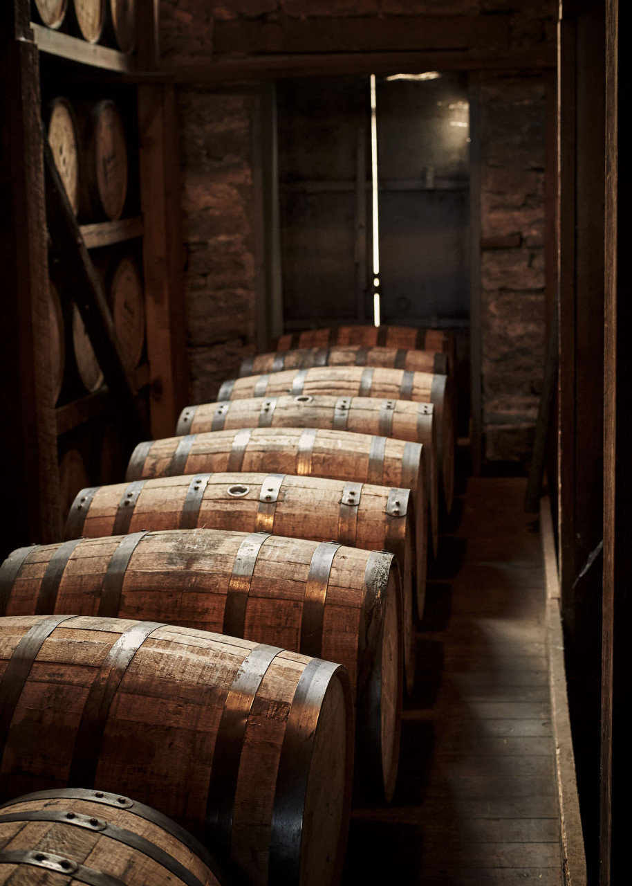 Ottawa editorial photographer, Burbon Barrels taken in Tennessee. These images add to Matthew