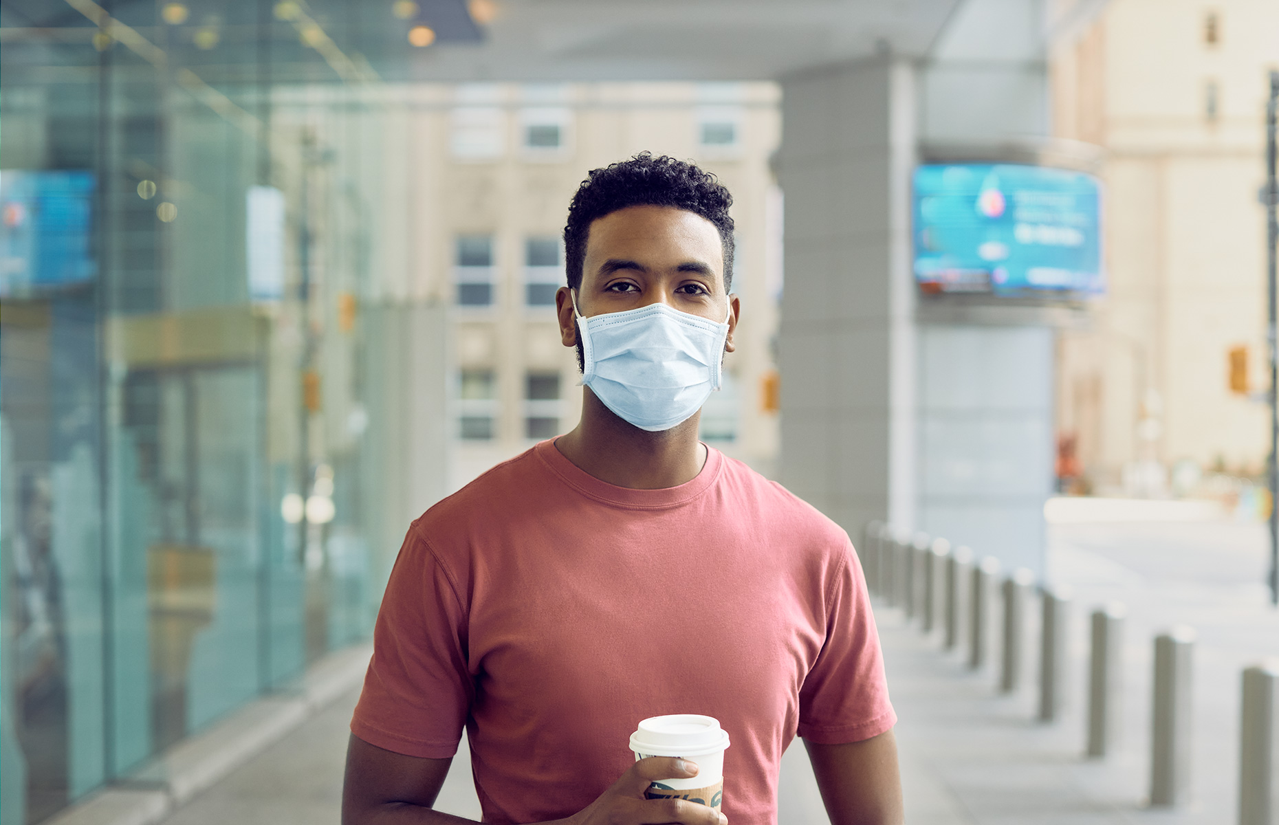 OttawaCommercialPhotographer_Matthew Liteplo, an Ottawa commercial photographer, took this stunning portrait image in Toronto, Ontario in August 2020 during the Pandemic. This portrait demonstrates matthew